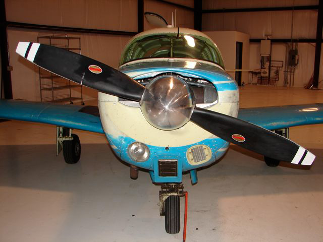 1968 Mooney M20G Statesman For Sale at The Plane Exchange by Bruce