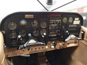 1967 Cessna 180H for sale