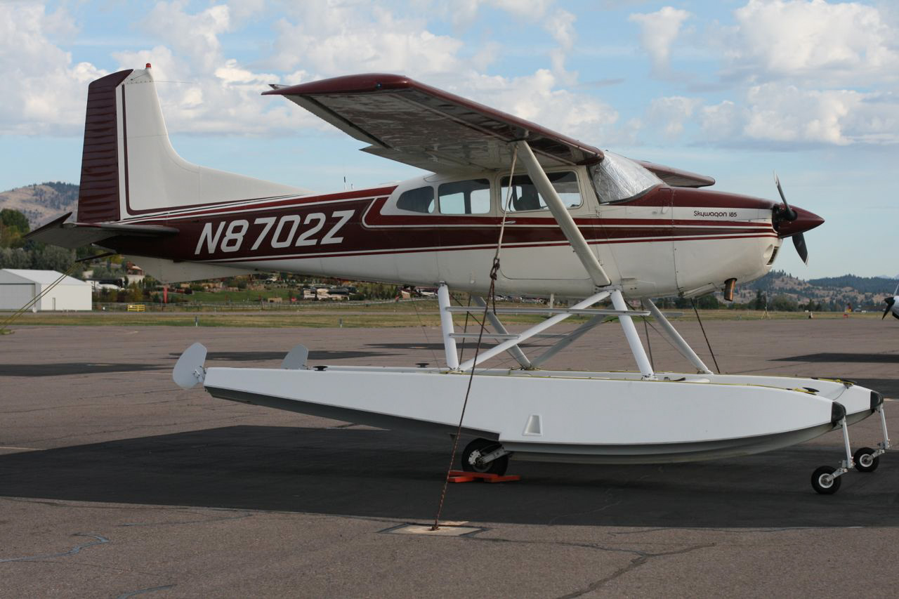 1975 Cessna 185F Skywagon For Sale at The Plane Exchange by