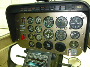 1976 Bell 206B3 Jet Ranger with 135 and 133 certificates for sale
