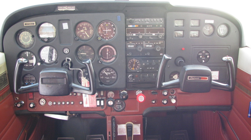 1972 Cessna 172L SUPERHAWK 180 HP For Sale at The Plane Exchange by