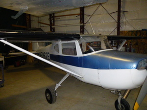 1959 Cessna 150/150 For Sale at The Plane Exchange by Bruce Tulloch