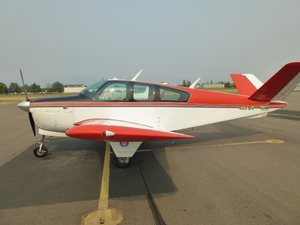 Beechcraft C-35 Bonanza  SN 3024. For Sale