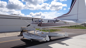 1975 Cessna 185F for sale