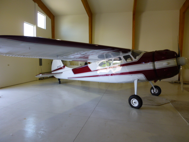 1953 Cessna 195B For Sale at The Plane Exchange by Bruce Tulloch