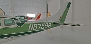1966 Cessna T-210F for sale